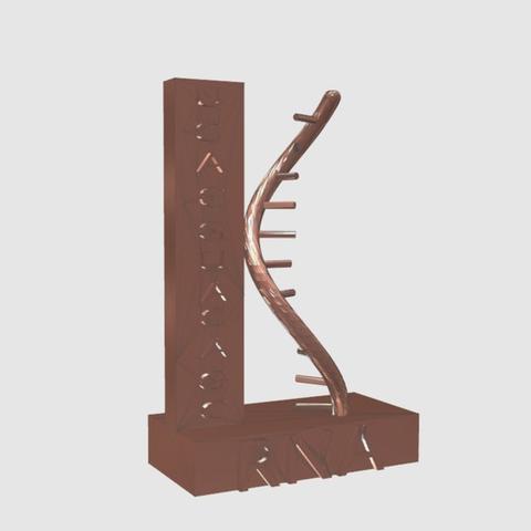 Download free 3D printer designs RNA Strand, TK3D