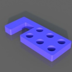 Download 3D printing designs Universal Phone Stand, TK3D