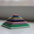 Capture d'écran 2017-05-31 à 18.47.02.png Télécharger fichier STL gratuit Pyramide de test de couleur • Objet pour impression 3D, 3DPrintingGurus