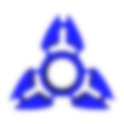 Download STL file Crab Spinner • 3D printable model, mk12