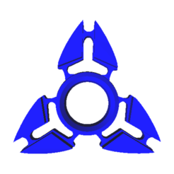 download.png Download STL file Crab Spinner • 3D printable model, mk12