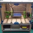 Free 3D printer file Sidney i3, SidneyHuang