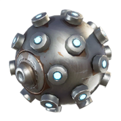 Download free 3D printer designs weapon repulsive grenade repulsive fortnite battle royal deco, arthurG