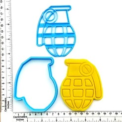 20190130_162350.jpg Download STL file FORTNITE Cookie cutter Set with Stamp • 3D print design, IvonTDI3D