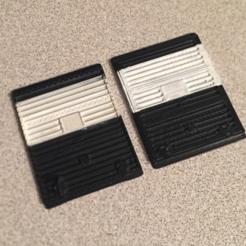 Imprimir en 3D gratis Puerta de escalera, bromego