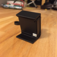 Free 20 Degree FPV Camera Mount 3D model, bromego