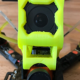 Free 3D printer designs Realacc X210 Gopro Session mount with VTX Vent, bromego