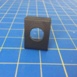 Free STL file  10 Degree FPV Camera Mount, bromego
