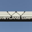 WeylandCorpTag2.png Download free STL file Weyland Corporation luggage tag • 3D printer object, Leonidass