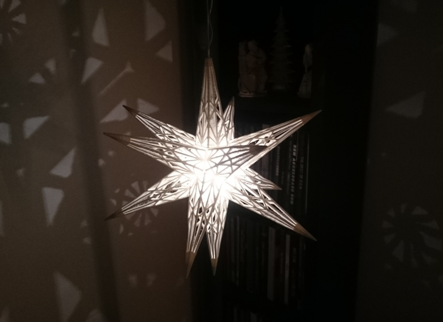 Capture d'écran 2017-06-02 à 14.59.25.png Download free STL file Star Light (Weihnachtsstern) • 3D printable template, 87squirrels