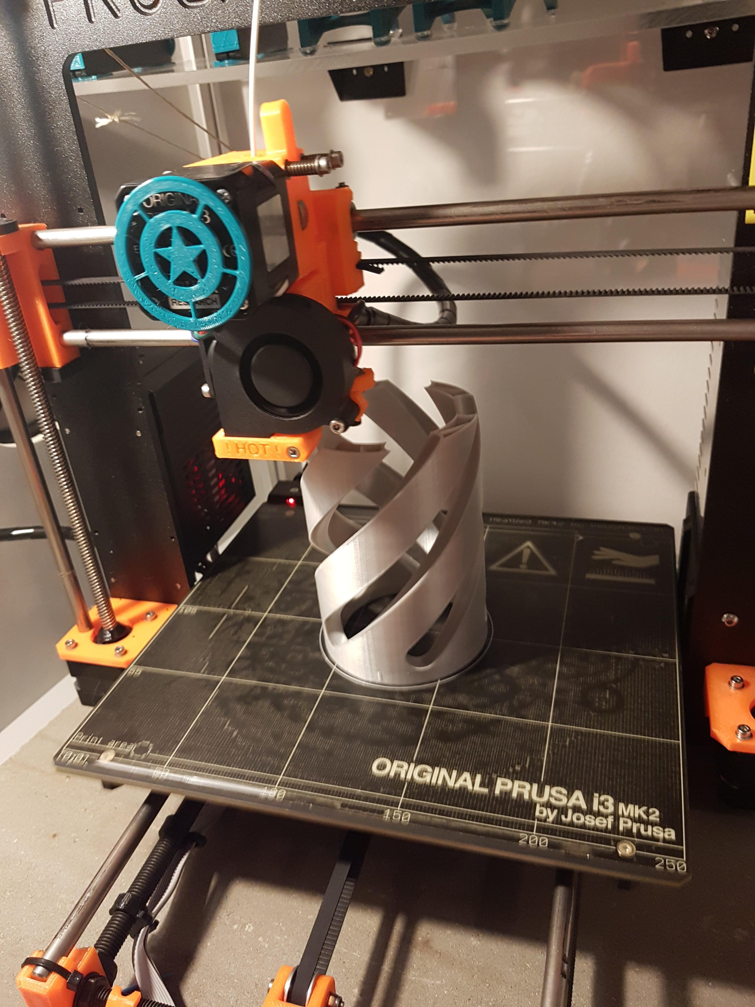 20180204_161438.jpg Download free STL file Marble Desk Lamp • Model to 3D print, 87squirrels