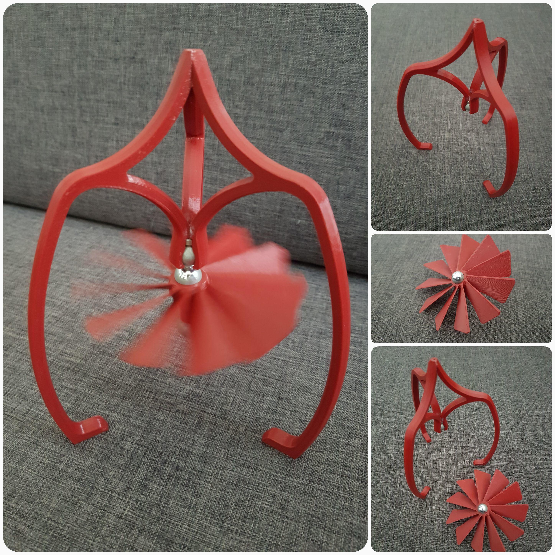 20171105_105943.jpg Download free STL file Simple Christmas Pyramid • 3D print template, 87squirrels