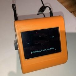 3D print model Astrobox Touch enclosure, i3Dsd