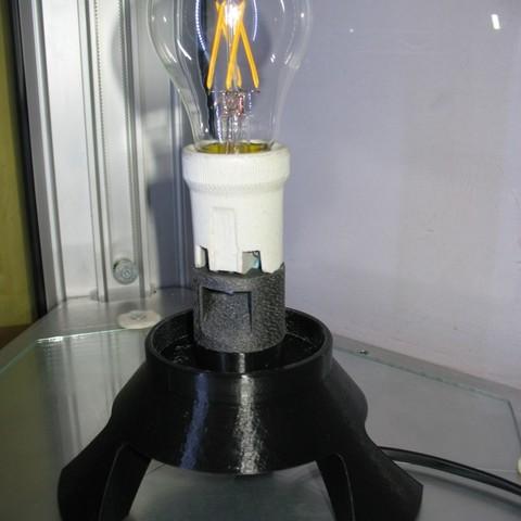 spacelamp_6.jpg Download free STL file Spacelamp • 3D printable object, Merioz3D