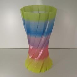STL gratuit Freeform Vase, Merioz3D