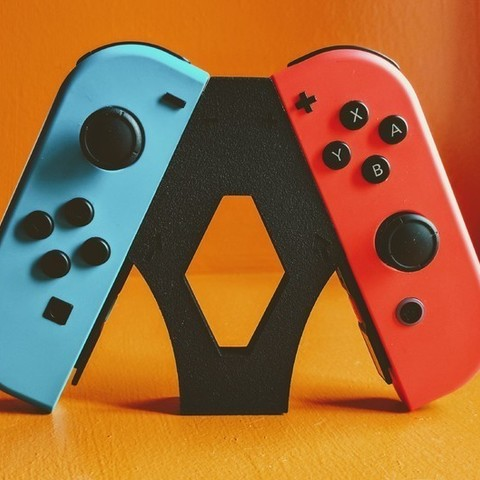 Arrow Joycon controller grip for Nintendo Switch