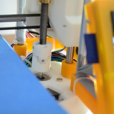Download free STL file Cardan coupling for 3D printer • 3D printer object, jpwild