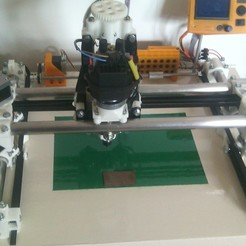 Download free STL file CNC milling machine with LCD screen and SD card reader Firmware Marlin or GRBL • 3D printer template, jpwild