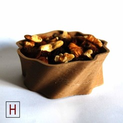 Free 3d model Wooden bowl, HorizonLab