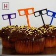 stl file Muffins toppers, HorizonLab