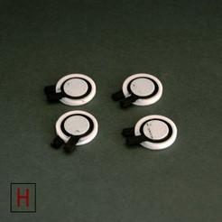 Free STL 3D printed force/pressure sensors, HorizonLab
