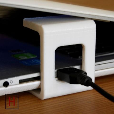 Télécharger plan imprimante 3D gatuit Support d'écran pour ordinateur portable, HorizonLab