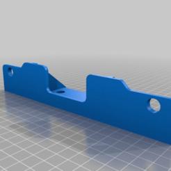 18d4797b7d9717f2be4e00c45a5ac329.png Download free STL file Anet A6 upgrade: Front&Back Stabilizer-Bracket's • 3D printing object, JordanHogetoorn