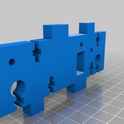 56e14ce6d0d135c012236e14d5290ade.png Download free STL file Anet A6 upgrade: X-Belt tensioner • 3D printable design, JordanHogetoorn