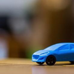 Download 3D printing files Hyundai i30 2013, JordanHogetoorn