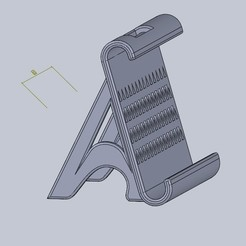 porta celular motorola.JPG Download free STL file cell phone holder • 3D printer object, jru