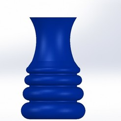 Download free 3D model vase, vase, jru