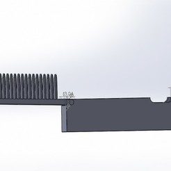 Download free 3D printing files pocket comb with lid, jru
