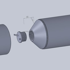 Download free 3D model thermos, jru