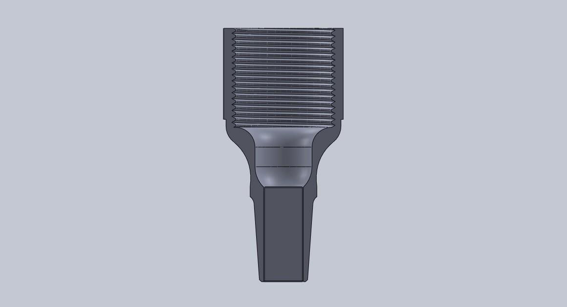 pico jeringa  decoradora 3.1.JPG Download free STL file syringe beak decorator • Object to 3D print, jru