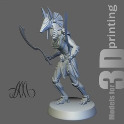 Anubis_Face.jpg Download STL file ANUBIS • 3D print template, Mendeleyev