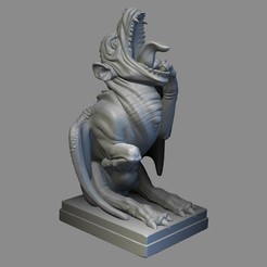 Chimera_HP_02.jpg Download STL file Chimera • 3D printing object, Mendeleyev