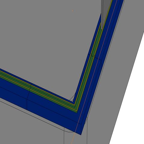 Capture_5.PNG Download STL file Bathroom - Shower • Design to 3D print, jjwil