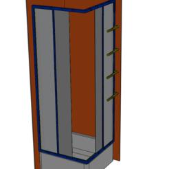 Plan imprimante 3D Salle de bains - Douche, jjwil