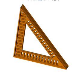 Modelos 3D para imprimir Ángulo 90° y 45, jjwil