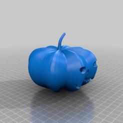 0323693f4055266028c80dd18d87f76d.png Download free STL file Pumpkin version 2 • 3D printable design, Shipshape