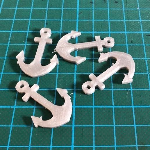 Télécharger objet 3D gratuit Ancre marine, Shipshape