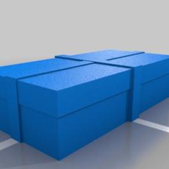 Download free 3D printer designs Christmas present, Shipshape