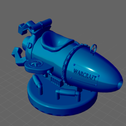 Download 3D printer files Rocket Warcraft, stan42