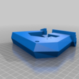 Download free STL file adaptation of screen support on reinforcement • 3D print design, stan42