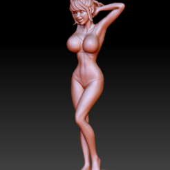Descargar modelo 3D Sexy Beach Girl_1, stan42