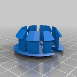 d112aed1006020bc95adf2e593a0a4a5.png Download free STL file Cabinet Hole Plug • 3D printable object, BillP