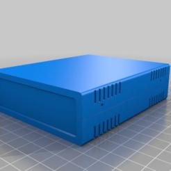 24f11898c34500a45daa712626bb2f13.png Télécharger fichier STL gratuit Boîte à PCB • Modèle à imprimer en 3D, BillP