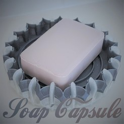 Download free STL files SOAP'CAPSULE, DJER