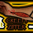 Free 3D print files CREEPY ZIPPER SET, DJER