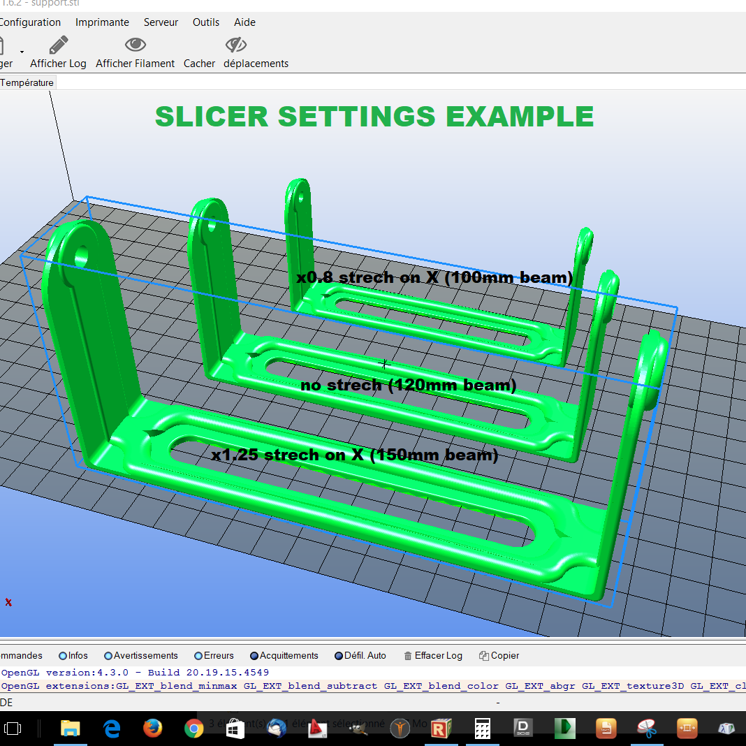 Capture.PNG Download free STL file VIDEO PROTECTOR SUPPORT • 3D printable object, DJER
